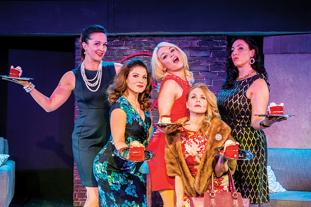 The Realish Housewives of Edina. Photo by Bridget Bennett