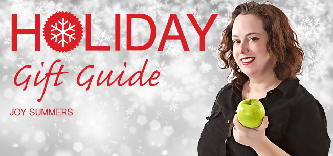2015 Holiday Gift Guide: Joy Summers