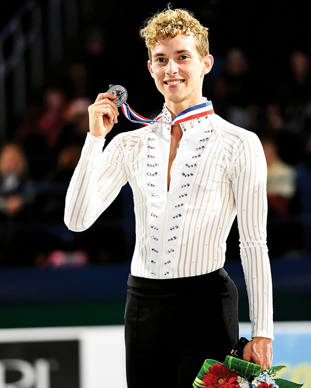 Photos courtesy of U.S. Figure Skating