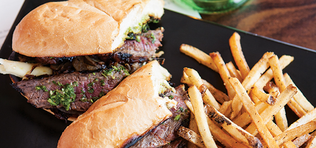 Eat the Menu: Top 5 Fave New Restaurants for 2015