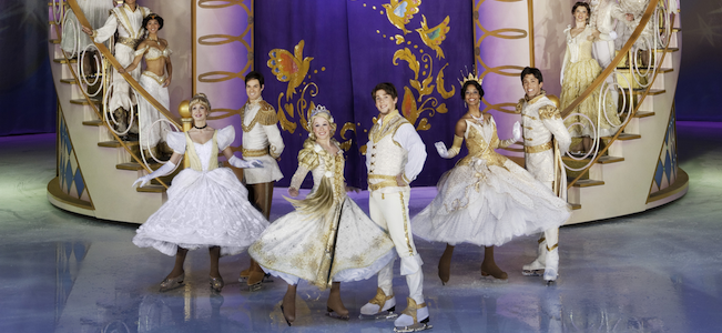 5Q: Disney on Ice presents Dare to Dream