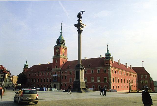 Warsaw. Photo by Carla Waldemar