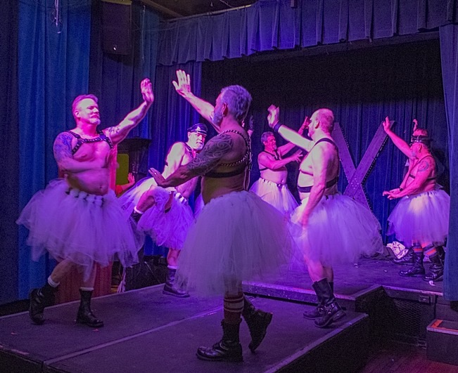 """""""The Waltz of the Flowers"""" as interpreted by members of the Atons of Minneapolis. Photo by Steve Lenius."""