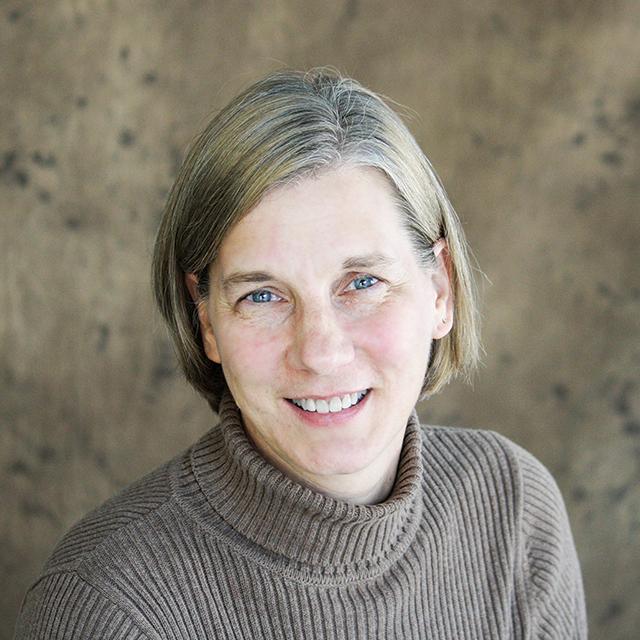 Dianne Berg, Ph.D. Photo courtesy of PHS