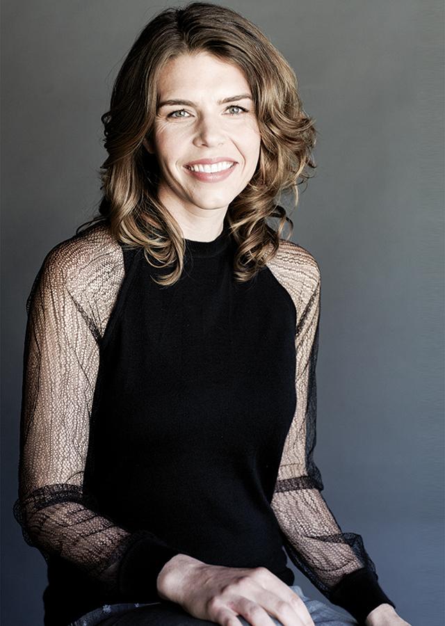 Sarah Rasmussen. Photo by William Clark