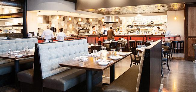Eat the Menu: Scena Tavern