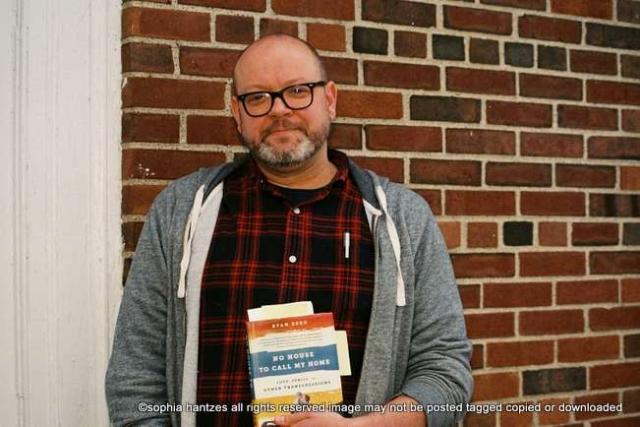 "Ryan Berg, Author ""No House To Call My Home"""