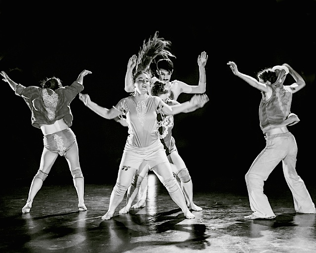 Dancebums. Photo by Bill Cameron