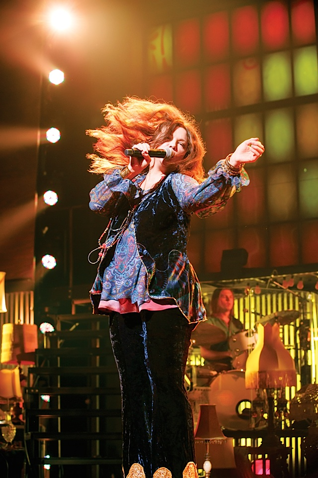 A Night With Janis Joplin. Photo by Joan Marcus