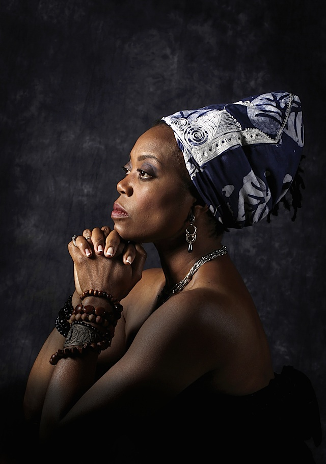 Nina Simone. Photo by Tom Wallace