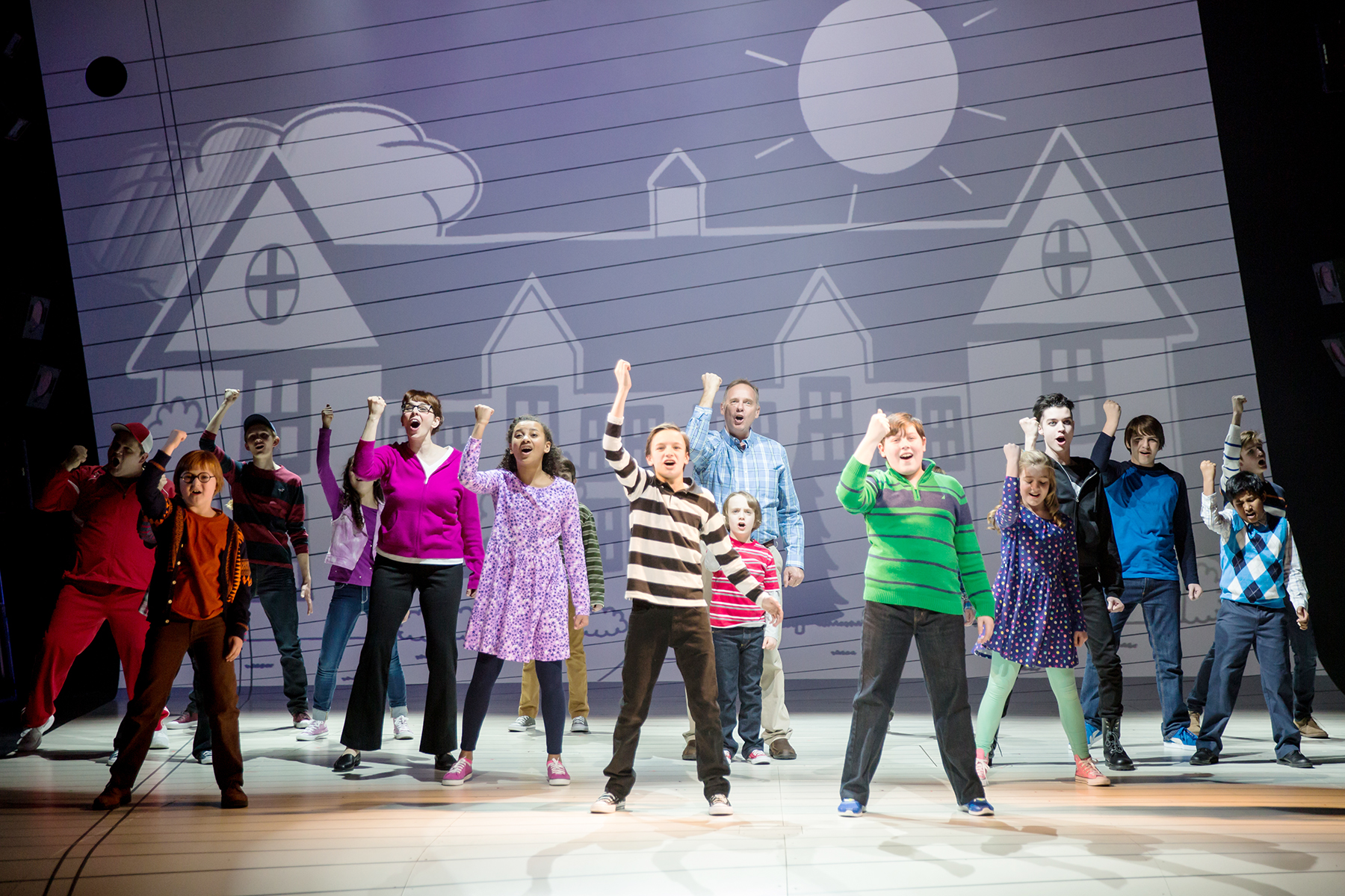 5Q: Diary of a Wimpy Kid the Musical
