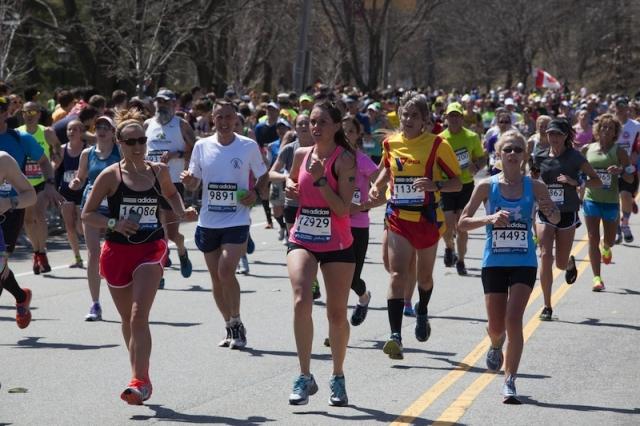 Boston Marathon 2014 Bigstockphoto.com
