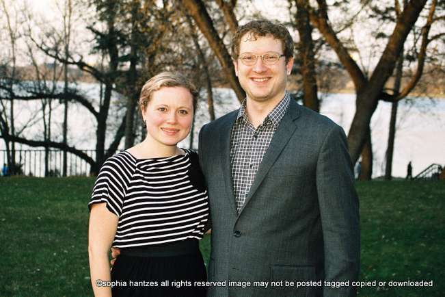 Dave and Hannah Edwards Transforming Families Minnesota
