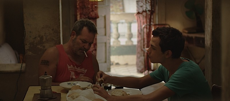 Jorge Perugorría and Héctor Medina in VIVA, a Magnolia Pictures release. Photo courtesy of Magnolia Pictures.