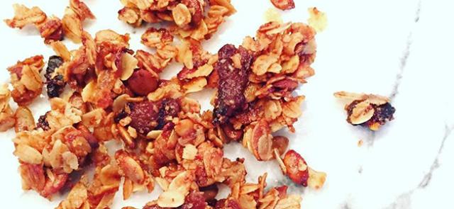 Bacon Granola