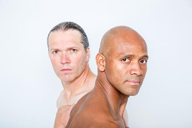 Black Label Movement & Contempo Physical Dance Collaboration. Photo by Bill Cameron