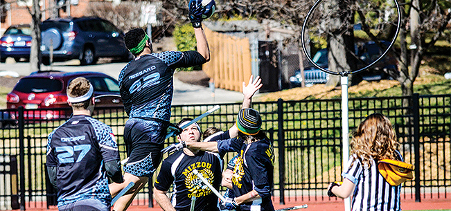 Quidditch: A Full-Contact, Gender-Inclusive Sport for Athletic Muggles