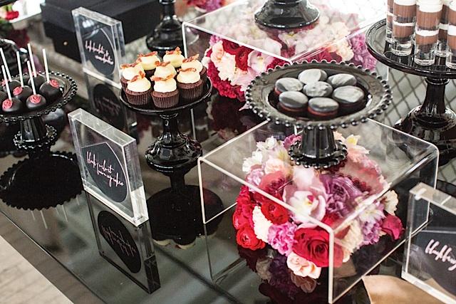 Floral arrangements included roses, garden roses, spray roses, amaryllis, alstromeria, carnations, cymbidium orchids, James Storey orchids, anthurium, and ranunculus.