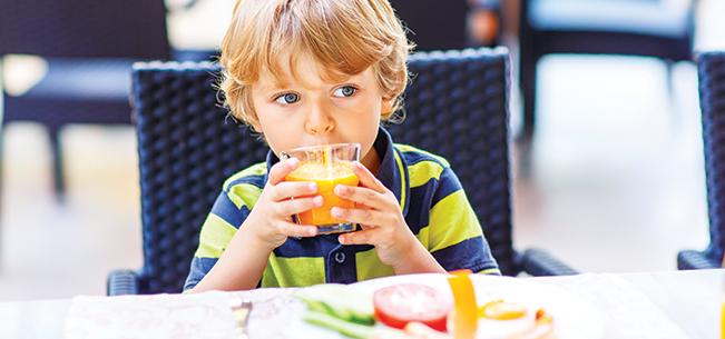 Kid-Friendly Restaurants