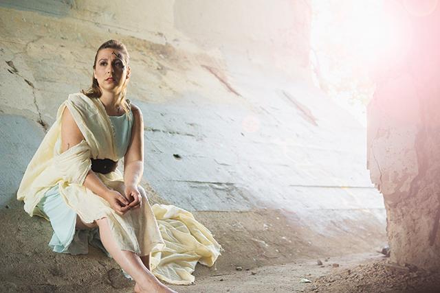 Antigone. Photo by Craig Hostetler