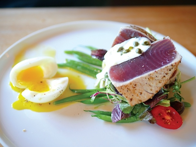 Nicoise, New Scenic Cafe.