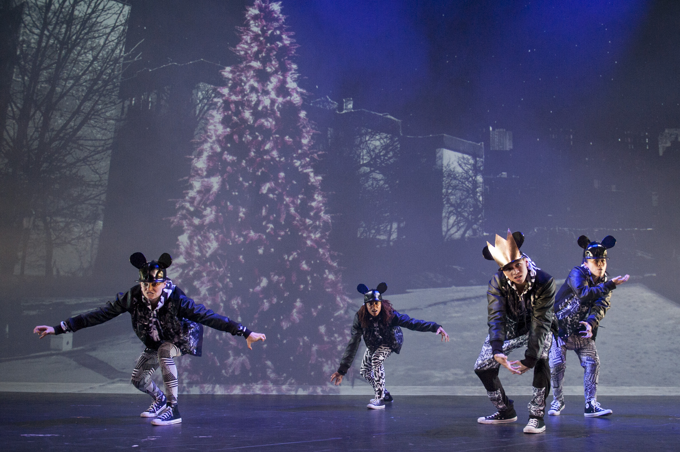5Q: The Hip Hop Nutcracker