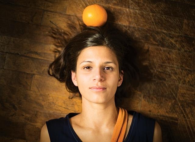 Orange. Photo by Rich Ryan