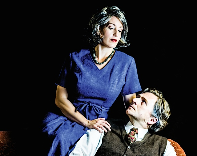 Who's Afraid of Virginia Woolf? Photo by Kari Elizabeth Godfrey Photography, LLC