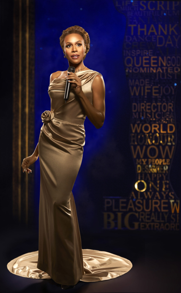 Deborah Cox stars in The Bodyguard Photo by Joan Marcus