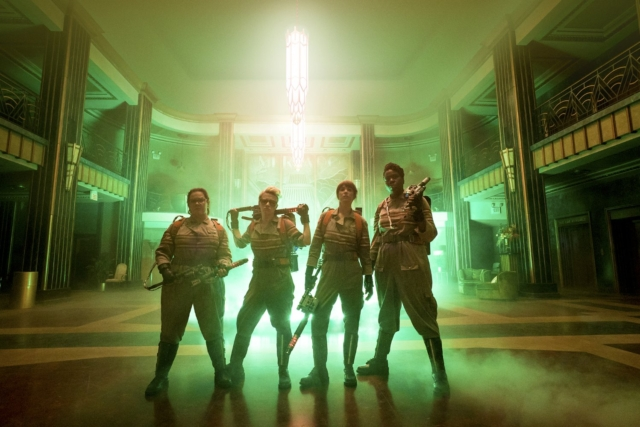 Ghostbusters. Photo courtesy of Columbia Pictures