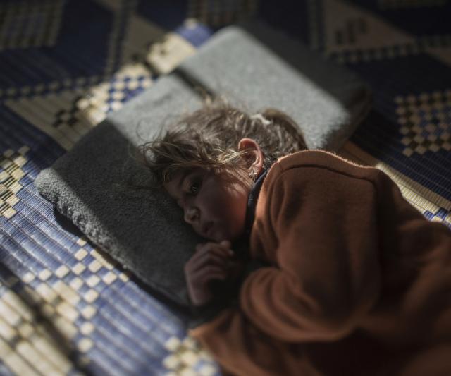 """Tamam"" from Where the Children Sleep. Photo: Magnus Wennman"