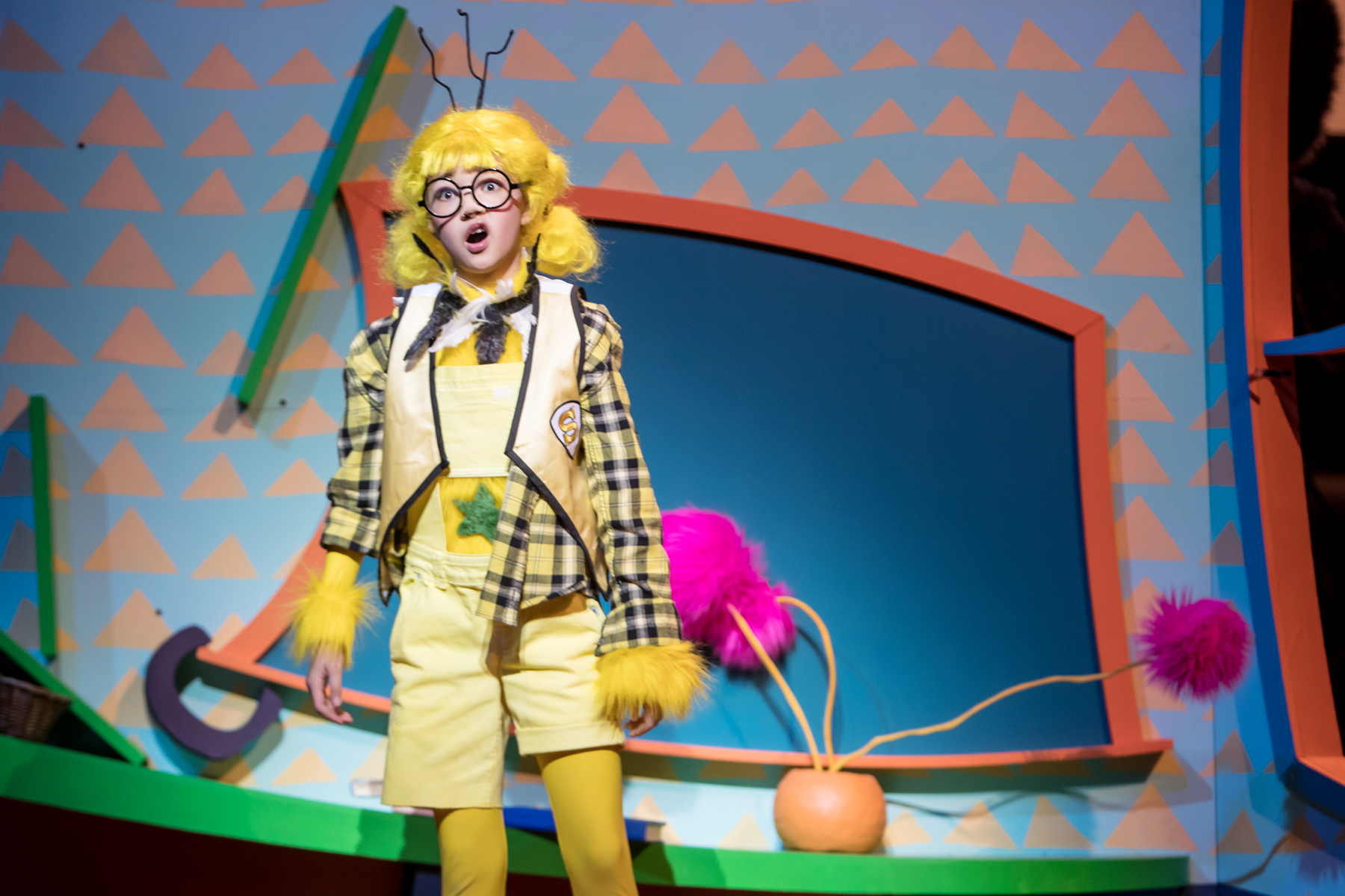 5Q: Dr. Seuss's The Sneetches The Musical