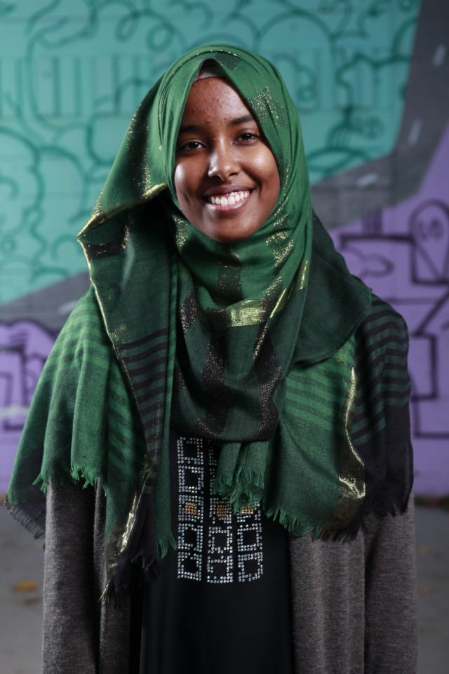 Aisha Said from Green Card Voices