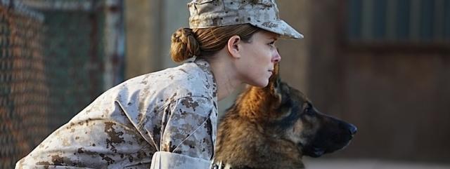 Kate Mara stars as Megan Leavey in Gabriella Copperthwaite's MEGAN LEAVEY, a Bleecker Street release.