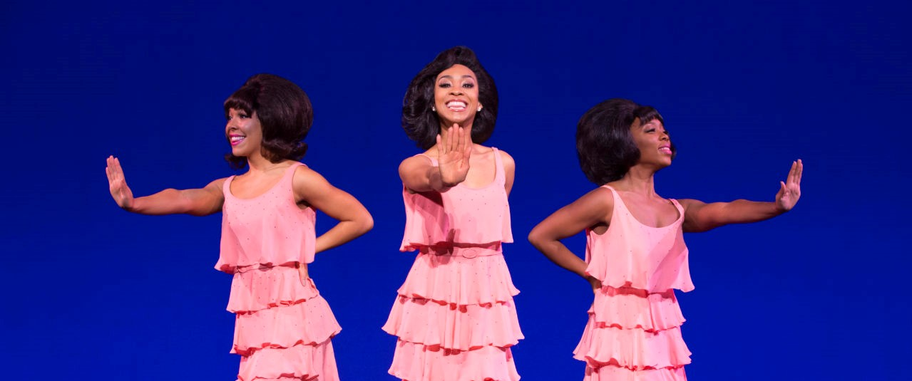 5Q: Motown the Musical — Allison Semmes