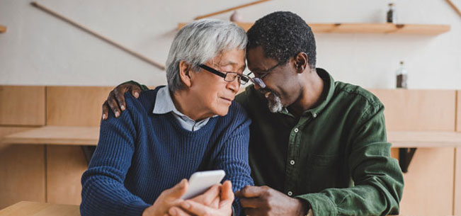 A Helping Hand for GLBT Seniors this Holiday Season