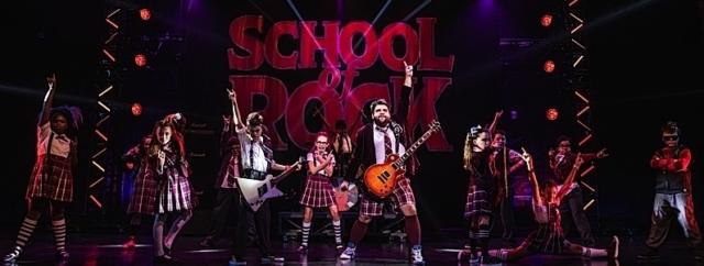 featured school rock