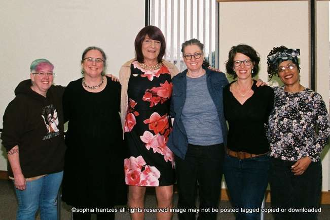 """03.18.18  """"Women Who Write"""" Presented by Quatrefoil Library and the Jean-Nickolaus Tretter Collection University of Minnesota  Minneapolis MN"""