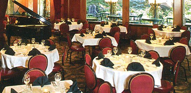 Lavender's Romantic Restaurants Round-Up