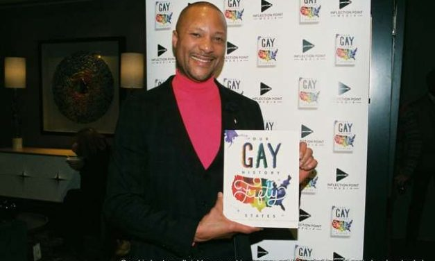 11.14.19 Our Gay History in 50 States by Zaylor Stout Launch Party and Book Signing Minneapolis MN