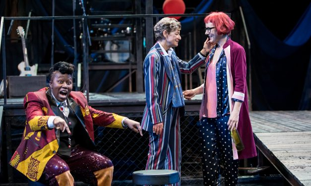 """A """"Twelfth Night"""" To Remember"""