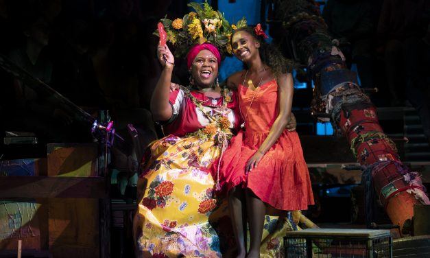 """Ordway's """"Once On This Island"""" Is An Elemental Joy To Witness"""