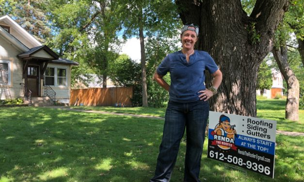 Raising The Roof With Renda The Roofer