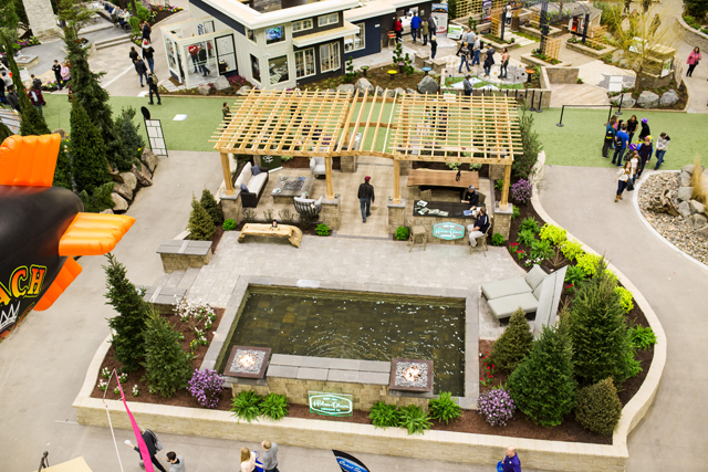 The 2020 Minneapolis Home + Garden Show will run Feb. 26 to March 1 at the Minneapolis Convention Center. Photo courtesy of Marketplace Events