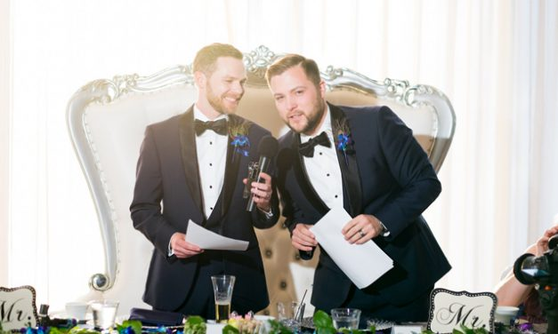 Real Weddings: Rory Anderson and Scott Schuh