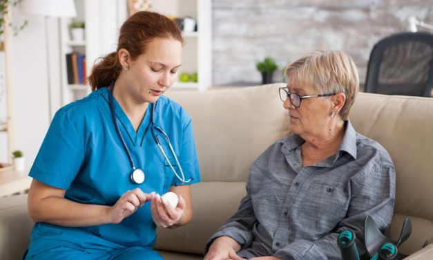 Caring For Seniors During COVID-19