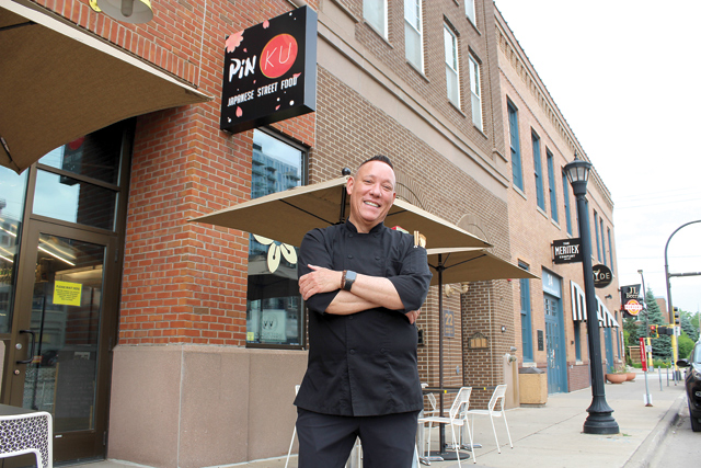 Chef-John-Sugimura-owns-PinKU-Japanese-Street-Food,-with-locations-in-Northeast-Minneapolis-and-inside-the-Minneapolis-St.-Paul-International-Airport_Photo-by-Chris-Tarbox