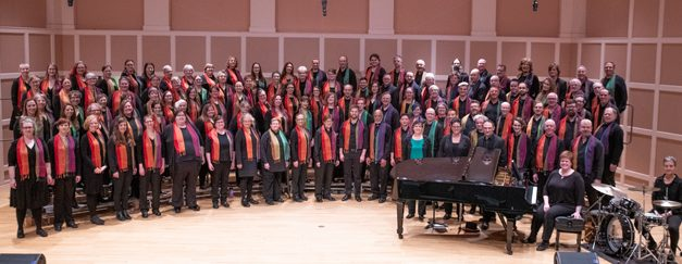 Serve Our Society: One Voice Mixed Chorus