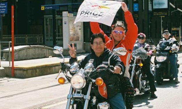 06.14.20  Dykes on Bikes Twin Cities Pride Ashley Rukes Virtual Pride Parade  Minneapolis MN