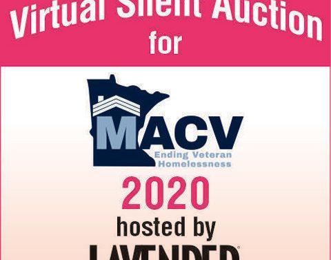 Lavender+MACV Silent Auction